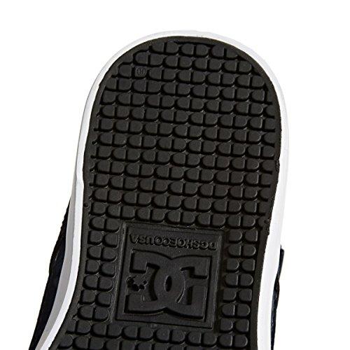 DC Shoes Spartan High WNT Ev, Zapatillas Para Niños Azuloscuro