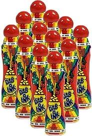 Dab-O-Ink One Dozen 3oz Red Bingo Dauber