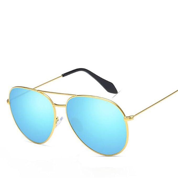 Película reflectante de color gafas de sol polarizadas, hombres y mujeres, la yurta, gafas de sol polarizadas: Amazon.es: Ropa y accesorios