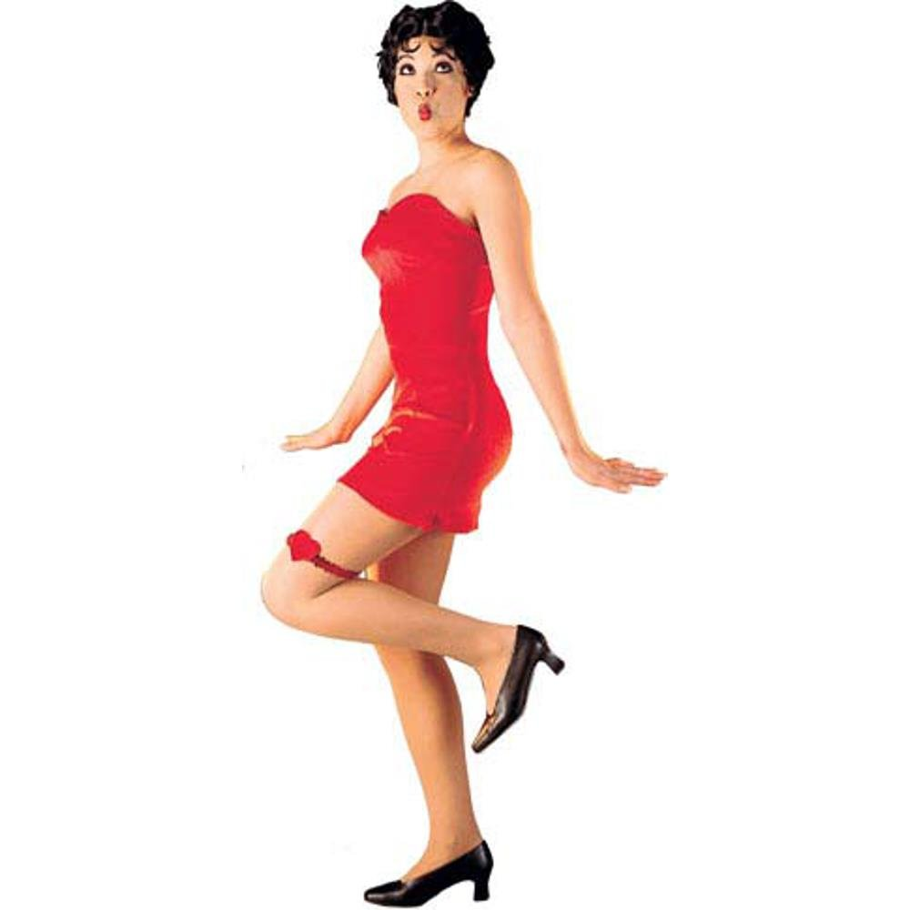 Amazon.com: Adultos Classic Betty Boop traje (SZ: X-Small 2 ...