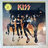 KISS The Alternate Destroyer Limited Edition 500 Colored Vinyl LP 2010