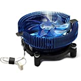 Jibrael 90mm 4pin Dc 12v Led Ultra Silent Cpu Fans Cooling Cooler Fan for Intel/amd