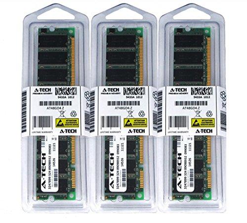 1.5GB KIT 3x 512MB HP Compaq Evo Business Desktop D500 D5S/D5M/D5D D300 CMT P4 1.5GHz 1.6GHz 1.7GHz D300 DT P4 1.5GHz 1.6GHz 1.7GHz 1.8GHz 1.9GHz 2.0GHz 2.2GHz DIMM SD NON-ECC (Compaq Evo Desktop)