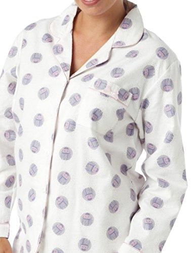 Indigo Sky - Pijama - para mujer IVOIRE CHOUETTE