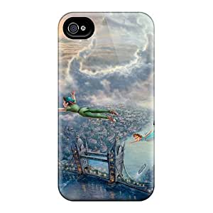 Premium [rGi28030hHFc]peter Pan Cases For Case Samsung Galaxy S4 I9500 Cover - Eco-friendly Packaging