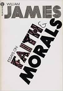 Essays on william james