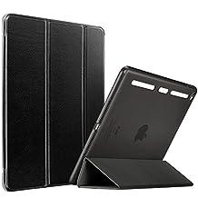 iPad Mini 4 Case, iPad Mini 4 Cover, ESR Yippee Color Plus Smart Cover with Built in Translucent Hybrid Back Cover [Corner Protection][Ultra Slim][Auto Wake up/Sleep Function] for iPad Mini 4(Black)