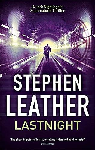 book cover of Lastnight