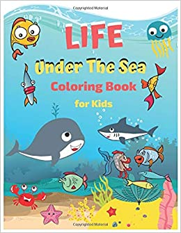 Ocean and Sea Animals Coloring Pages {Free Printable} - Easy Peasy ... | 335x260
