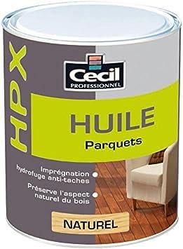 Aceite parquet Cecil HPX – blanco encalado: Amazon.es ...