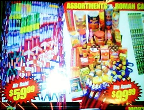 Keystone Fireworks Entire Inventory Sale Catalog & Free Fireworks