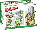 OWI Super Solar Recycler for Both Kids and Teens or Adults Beginners to Build - Humanoid Robotic Construction Kit - Enjoy Your Investment in Your Children