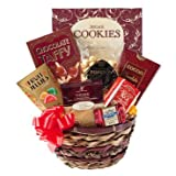 CLASSIC SNACK BASKET - Gourmet Gift Baskets