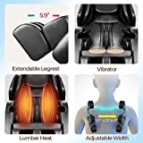 Massage Chair by OOTORI, Deluxe S-Track Recliner