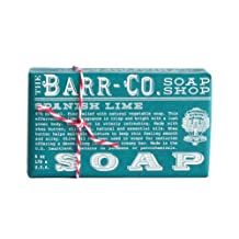 Barr-co. Soap Shop 6 Oz Spanish Lime Bar Soap by The Barr-Co. by The Barr-Co