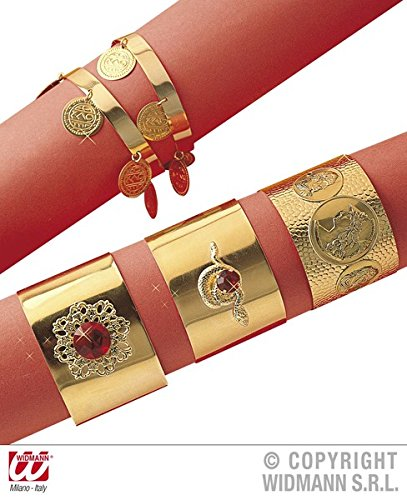 1 ROMAN BRACELET assorted styles for Ancient Rome Greek Latin Accessory Widmann