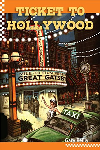 A quirky literary delight published posthumously by award winning author: Ticket To Hollywood (The Asphalt Warrior Book 2) by Gary Reilly is featured in today's Kindle Daily Deals!