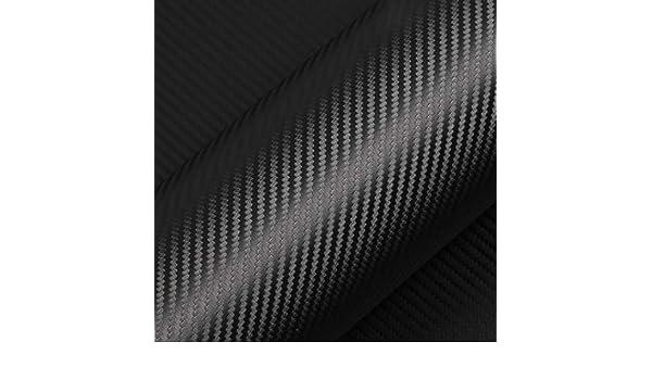 Lámina de carbono en relieve de alto rendimiento (10 años) para vehículos, covering, muebles, superficies no porosas, tamaños a elegir 150 cm sobre 50, 60, 70, 80, 90, 100, 200, 500 o 1000 cm: Amazon.es: Bricolaje y herramientas