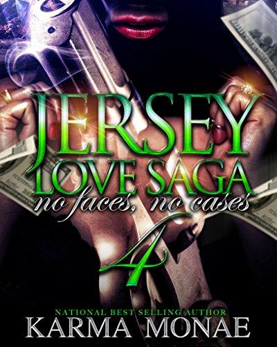 A Jersey Love Saga 4: No Faces, No Cases: No Faces, No Cases cover