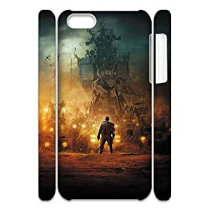 QSWHXN Cover Custom Mad Max Phone 3D Case For Iphone 5C [Pattern-2]