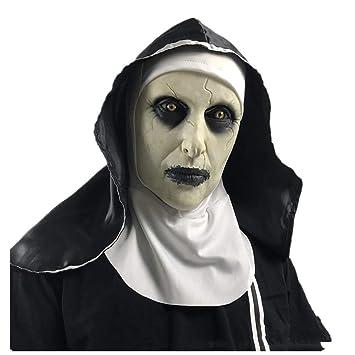 GSS-máscaras Halloween Ghost Festival Horror Mask Novedad de Lujo Disfraz de Halloween Fiesta Horror