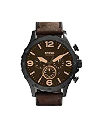 Fossil Men's Nate-JR1487 Brown Watch