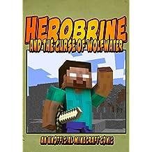 Herobrine Comics Herobrine:Curse Of Wolfwater