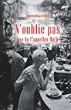 n oublie pas que tu t appelles ruth french edition