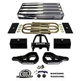 Supreme Suspensions - Ram 1500 4WD Lift Kit + Nitro-Charg...