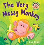 The Very Messy Monkey (Peek-a-boo Pop-ups)