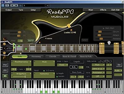 MusicLab RealGuitarLPC by MusicLab