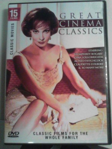 15 Great Cinema Classics