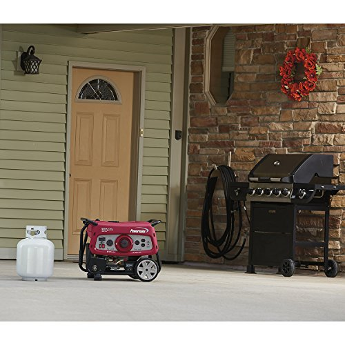 Powermate 6957 DF3500E 3500 Watt Generators
