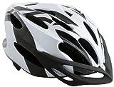 Schwinn Traveler Adult Bicycle Helmet, White/Black