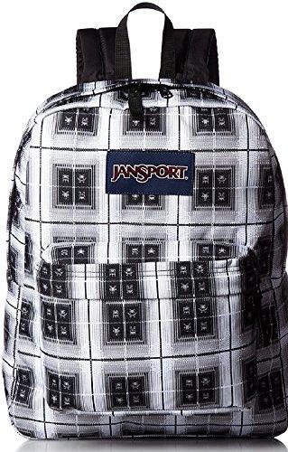 Jansport Classic SUPERBREAK BACKPACK - Black Arcade Plaid ()