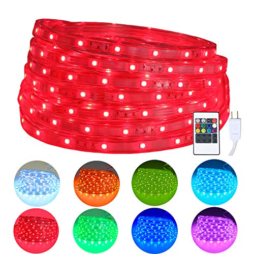 4 Color Led Rope Light in US - 3