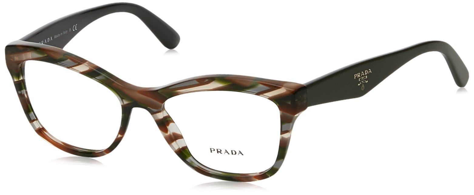 Prada Women's PR 29RV Eyeglasses 52mm