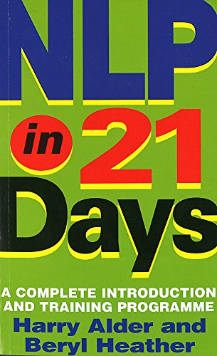 Nlp in 21 Days by Brand: Piatkus Books