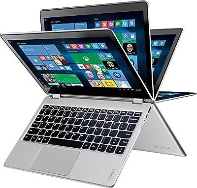 """Lenovo Yoga 710 - 11.6"""" FHD Touch - Pentium 4410Y - 4GB Memory - 128GB SSD - Silver"""