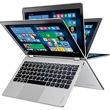 Lenovo Yoga 710 11.6 FHD Touch Pentium 4410Y 4GB Memory 128GB SSD Silver