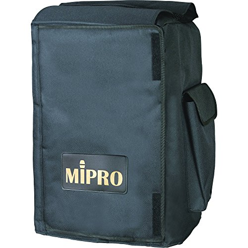 MIPRO SC-80 Protective Cover with Side Pouch for MA-808 by MI-PRO