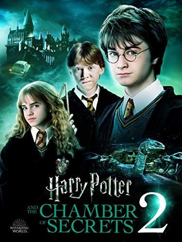 2017 Show Poster - Harry Potter and the Chamber of Secrets