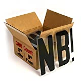 """Changeable Outdoor Sign Letters 8"""" Portable"""