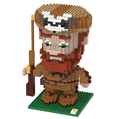 (West Virginia 3D Brxlz - Mascot)