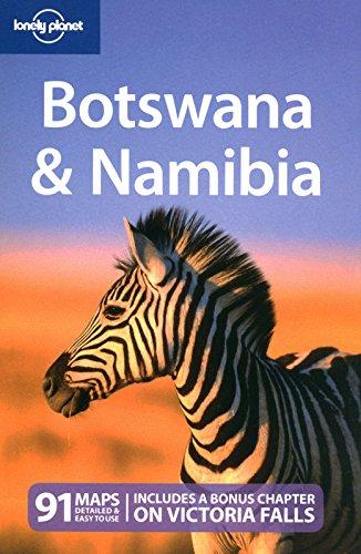 Botswana & Namibia (Country Regional Guides)