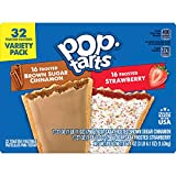 Pop-Tarts, Breakfast Toaster Pastries, Variety