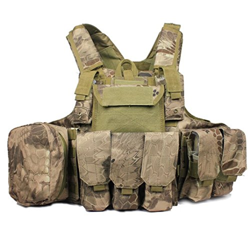 UTG 547 Law Enforcement Tactical Vest Review Good quality materials good stitching and excellent a