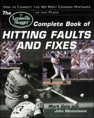 Baseball Hitting Techniques (The Louisville Slugger® Complete Book of Hitting Faults and Fixes : How to Detect and Correct the 50 Most Common Mistakes at the Plate)