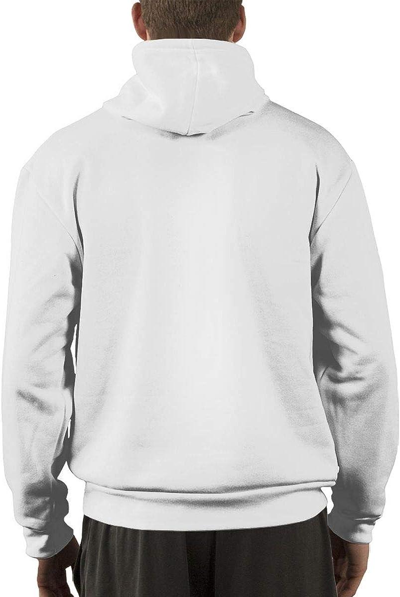 Hooded Sweater Sweatshirt for Mens 8 Wokeyia Black Warm The Grinch