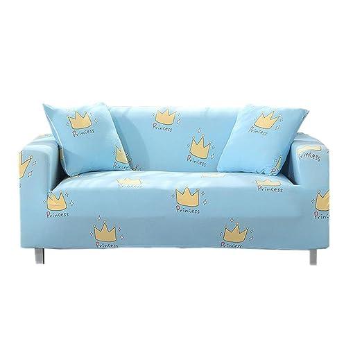 Sofá Cover Funda protectora gran elasticidad muebles ...
